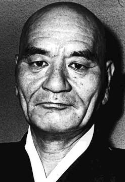 Taisen Deshimaru - portrét
