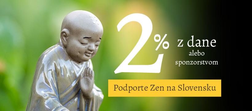 2 percentá dane Sed Buddhu